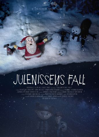 The Downfall of Santa Claus Poster