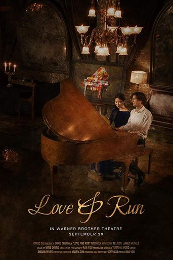 Love and Run Poster
