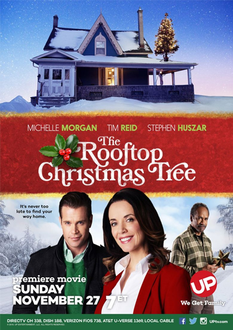 Image result for the rooftop christmas tree