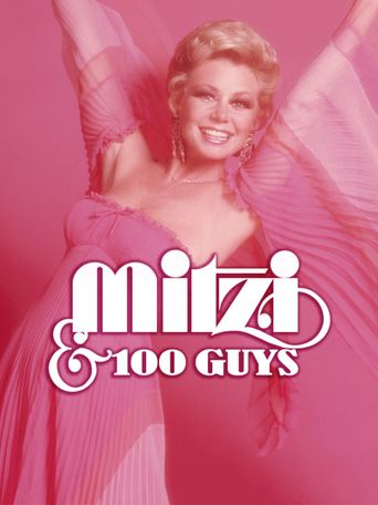 Mitzi & 100 Guys Poster