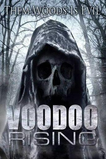 Voodoo Rising Poster