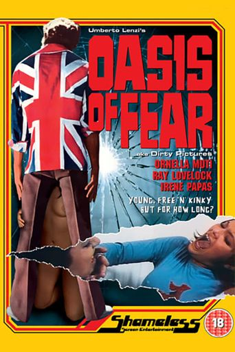 Oasis of Fear Poster