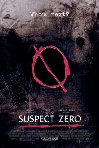 Watch Suspect Zero