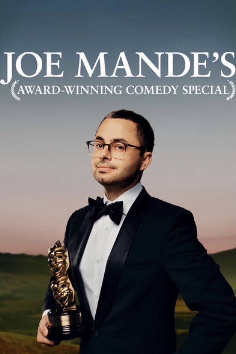 Joe Mande's Award-Winning Comedy Special Poster