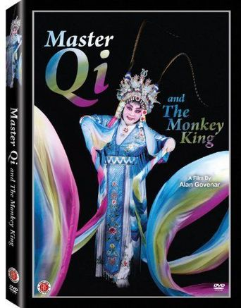 Master Qi and the Monkey King Poster