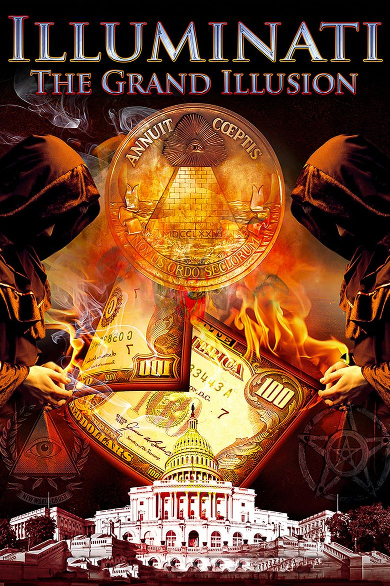 Illuminati: The Grand Illusion Poster
