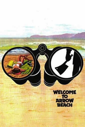 Welcome to Arrow Beach Poster
