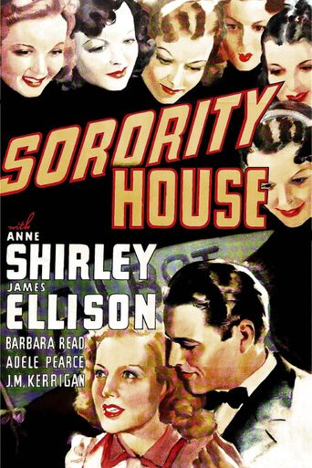 Sorority House Poster