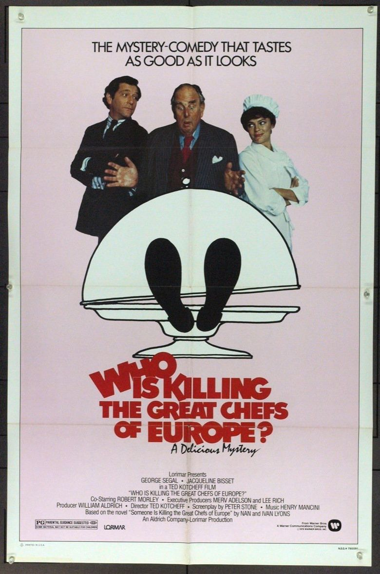 Who Is Killing the Great Chefs of Europe? Poster