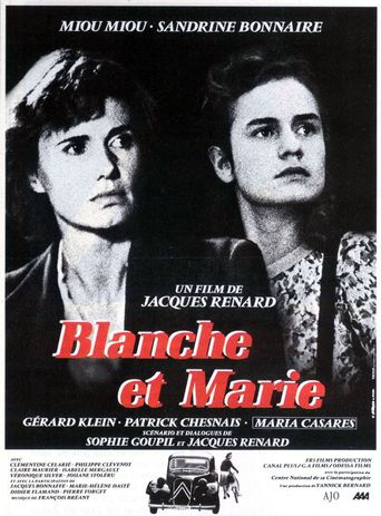 Blanche and Marie Poster