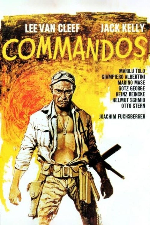 Commandos Poster