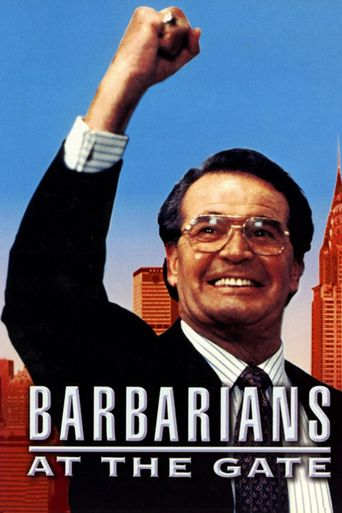 Barbarians at the Gate Poster