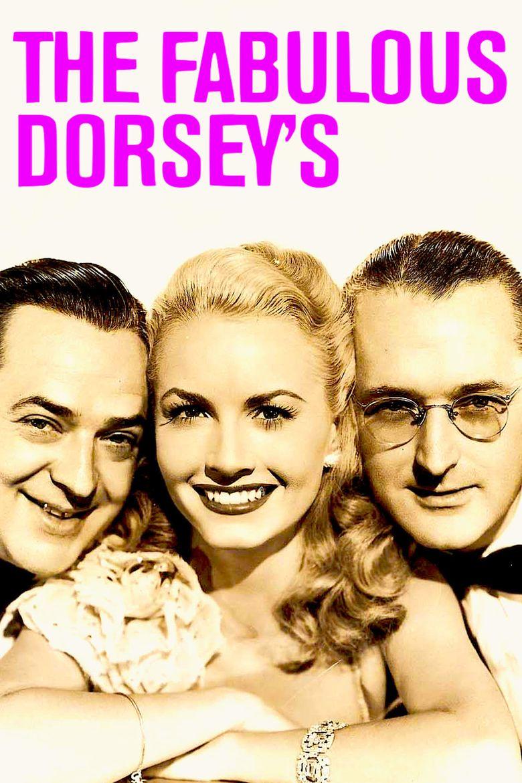 The Fabulous Dorseys Poster