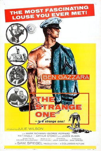 The Strange One Poster