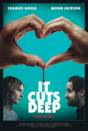 It Cuts Deep Poster