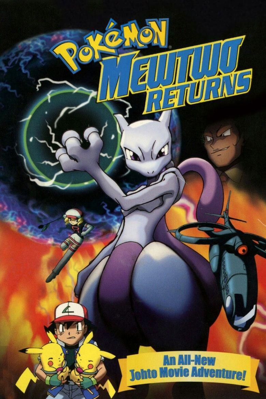 Pokémon: Mewtwo Returns Poster