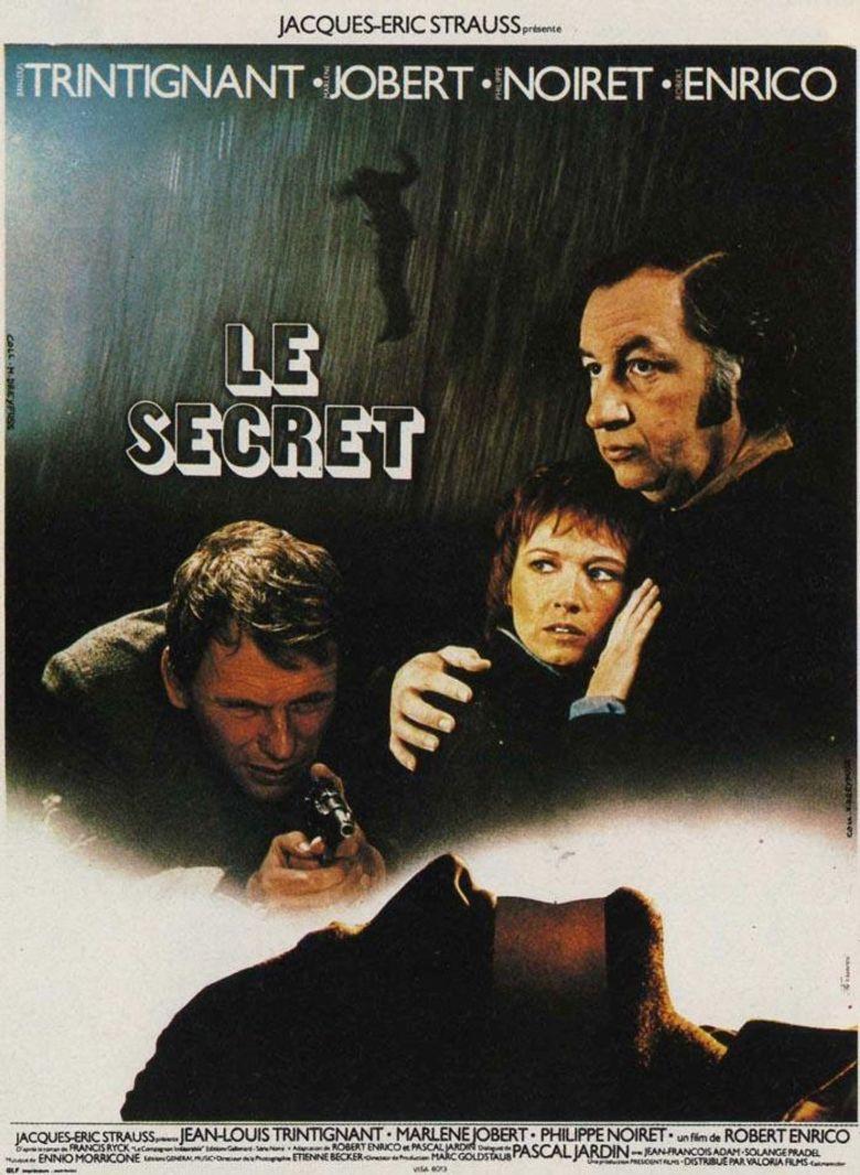 Le secret Poster