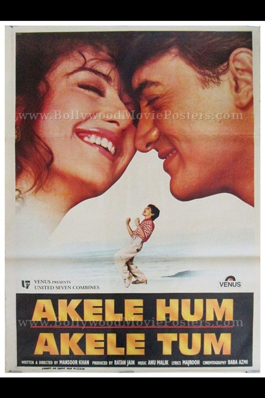 Akele Hum Akele Tum Poster