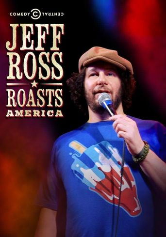 Jeff Ross Roasts America Poster