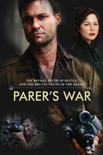Parer's War Poster