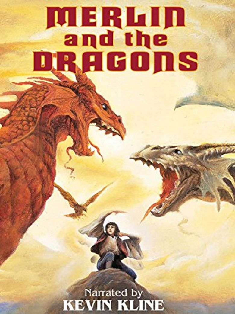 Merlin and the Dragons Poster