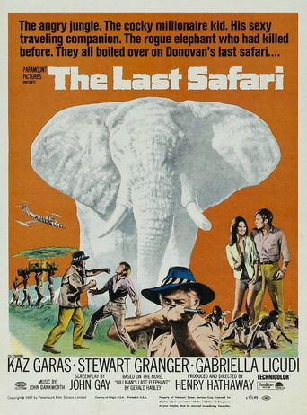 The Last Safari Poster