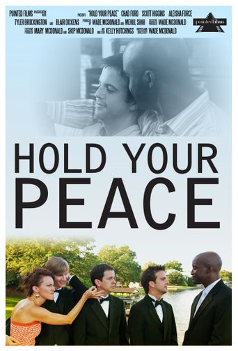 Hold Your Peace Poster