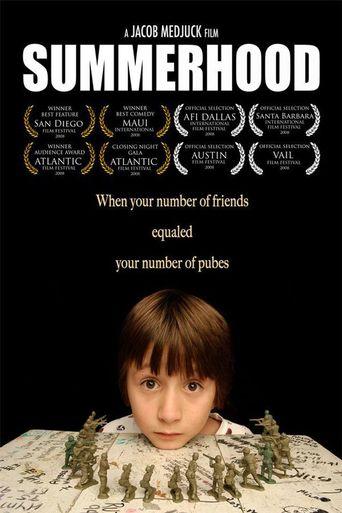 Summerhood Poster