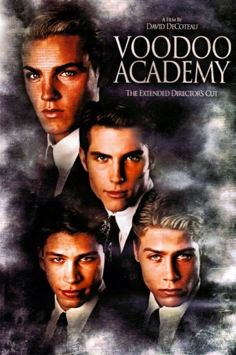 Voodoo Academy Poster