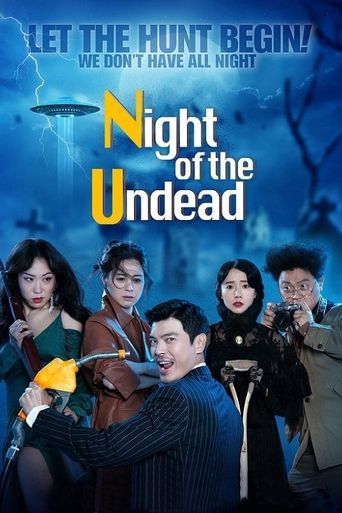 The Night of the Undead Poster