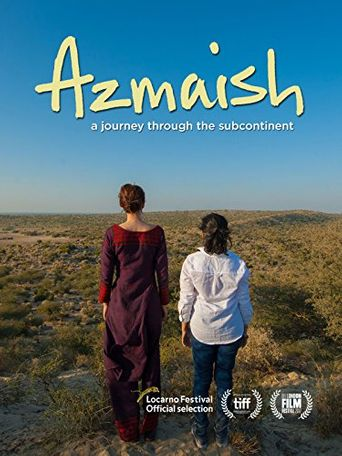 Azmaish: A Journey Through the Subcontinent Poster