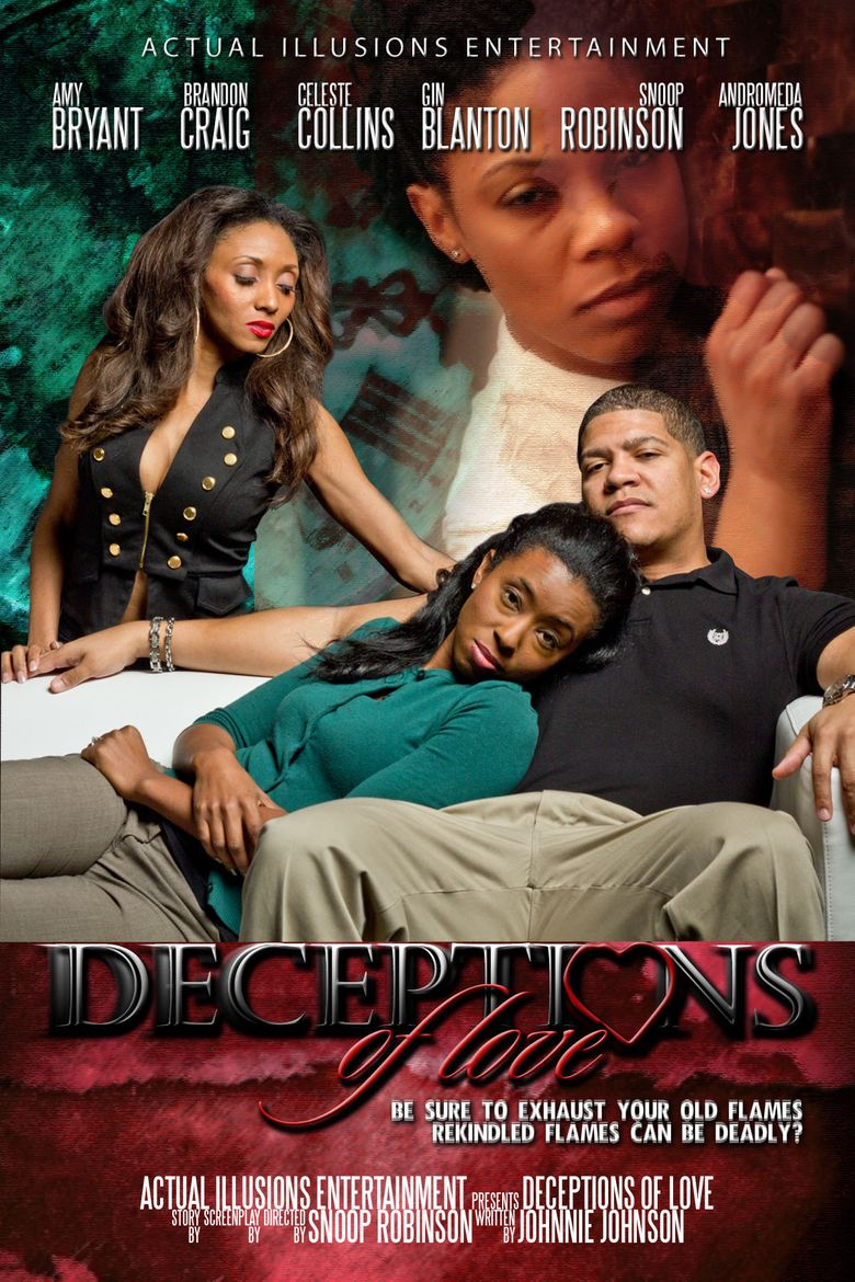 Deceptions of Love Poster