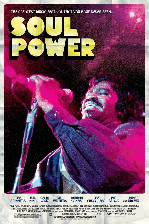 Soul Power Poster