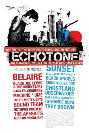 Echotone Poster