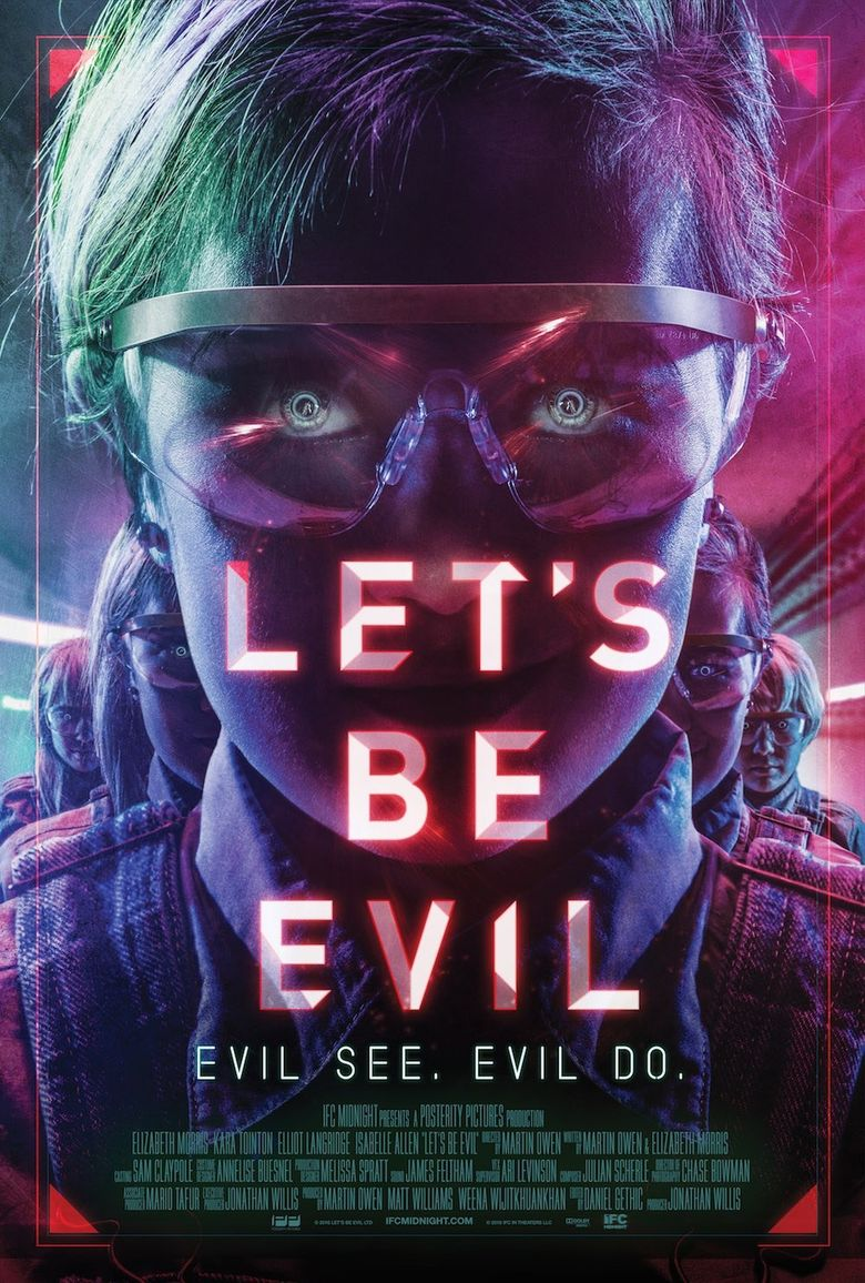 Watch Let's Be Evil