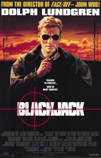 Blackjack Poster