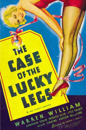 The Case of the Lucky Legs Poster