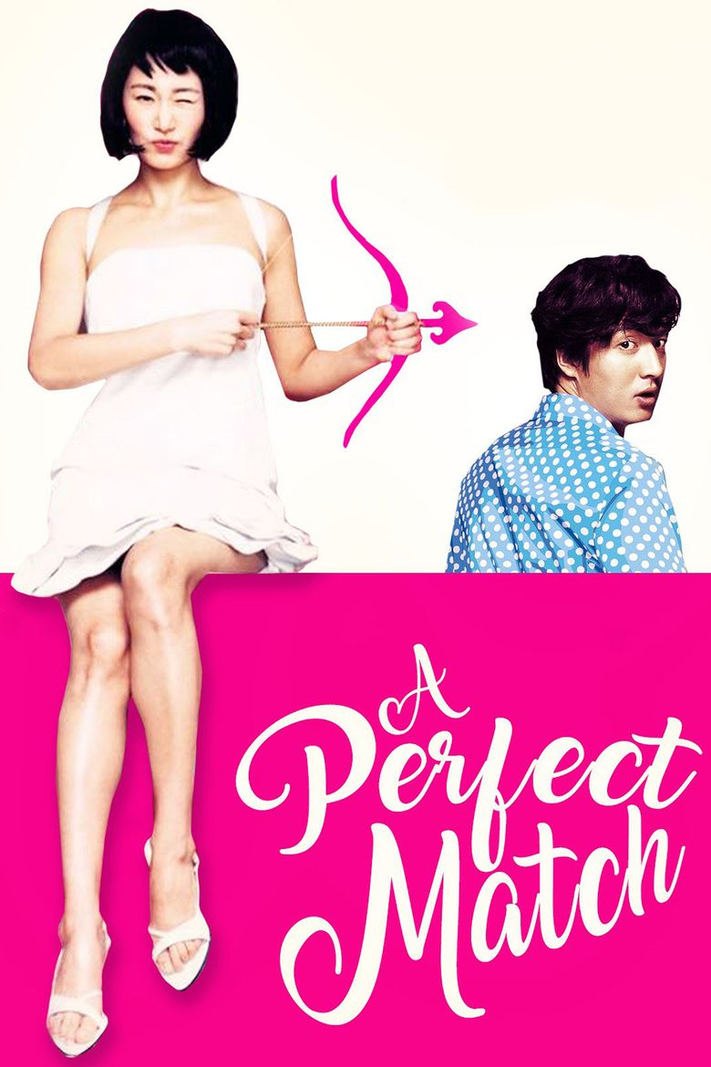 A Perfect Match Poster