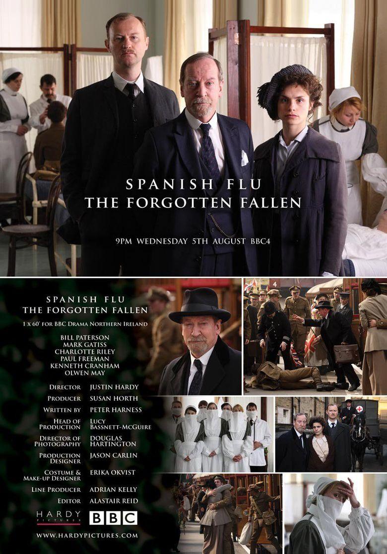 Spanish Flu: The Forgotten Fallen Poster