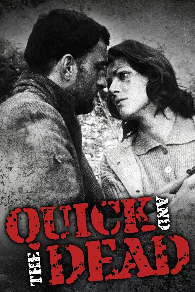 The Quick and the Dead Poster