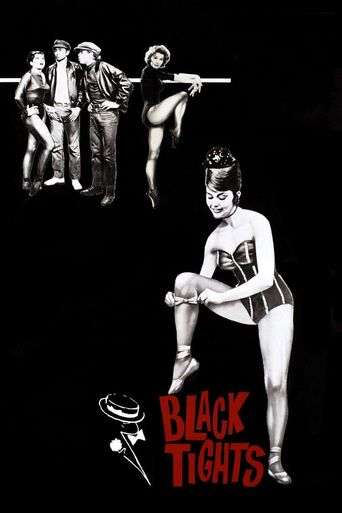 Black Tights Poster