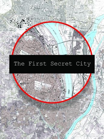 The First Secret City Poster