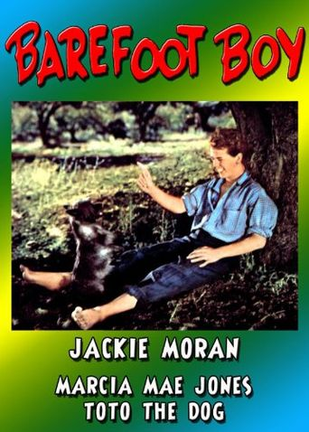 Barefoot Boy Poster