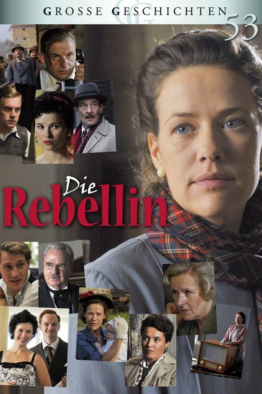 Die Rebellin Poster