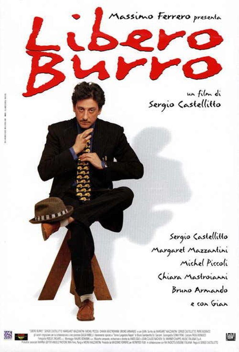 Libero Burro Poster
