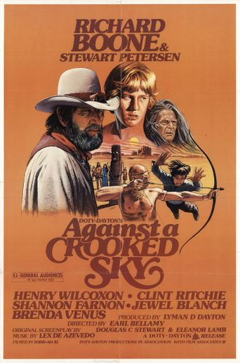 Against a Crooked Sky Poster