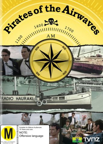 Pirates of the Airwaves Poster