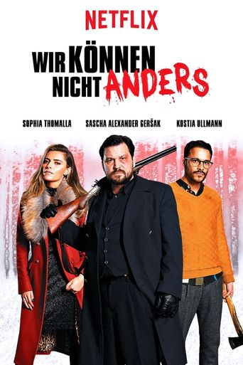 Christmas Crossfire Poster