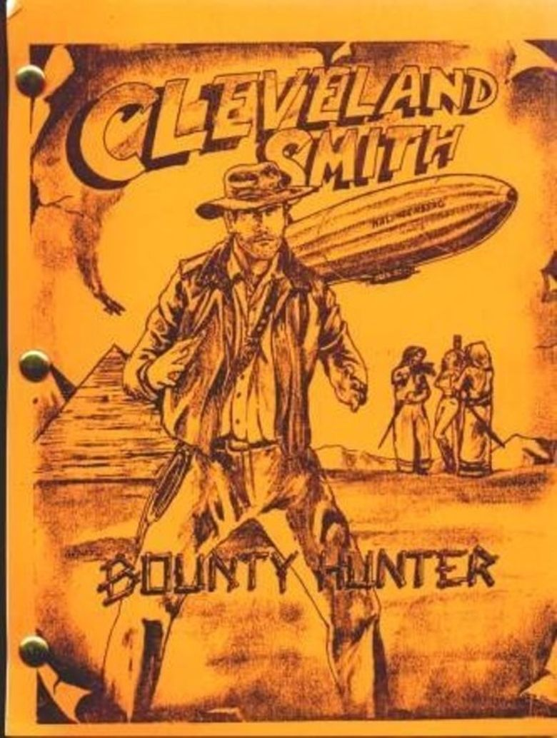 Cleveland Smith, Bounty Hunter Poster