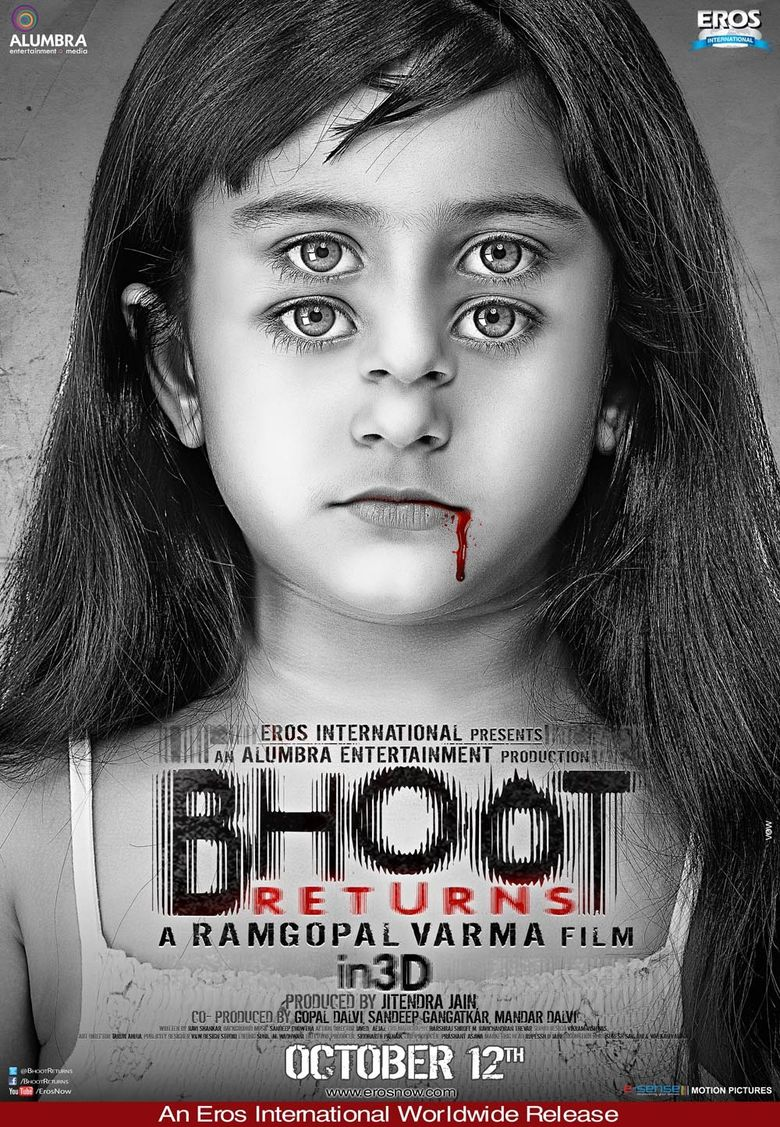 Bhoot Returns Poster